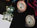 Die hübschen Medaillen