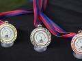 Medaillen für die Großen