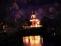 Mühle bei Nacht