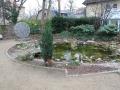 Im Trauergarten