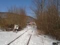 Wandern auf stillgelegten Gleisen