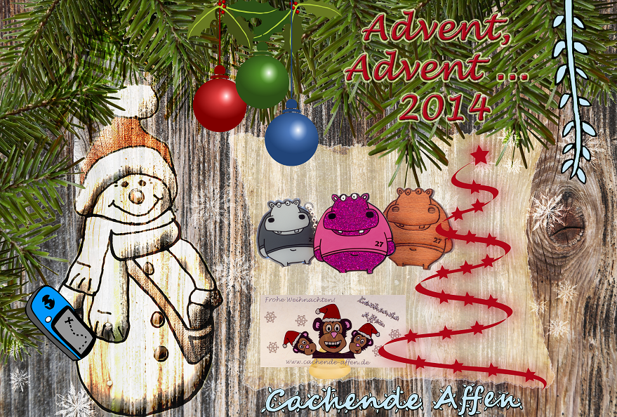 Advent, Advent 2014... Der zweite Advent