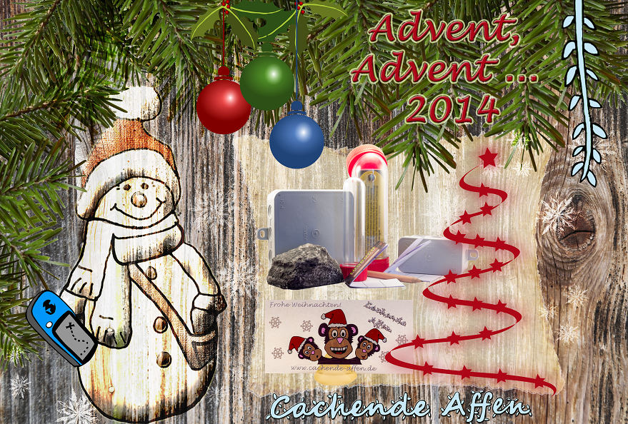 Advent, Advent 2014... Der dritte Advent