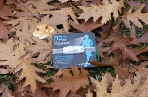 Herbst ist Nachtcache-Zeit. Zeit, um die LED Lenser Neo zu testen.